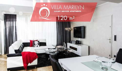 The Queen Luxury Apartments - Villa Marilyn, Luxembourg