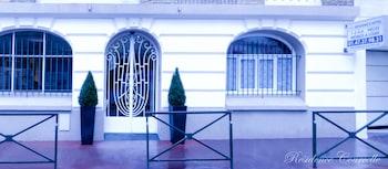 Résidence Courcelle - Hotel Entrance  - #0