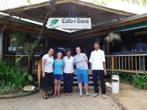 . Colo-i-suva Rainforest Eco Resort