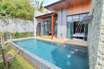 Deluxe Villa, 2 Bedrooms, Private Pool, Pool View