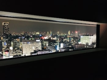 HOTEL GRACERY SHINJUKU View from Room