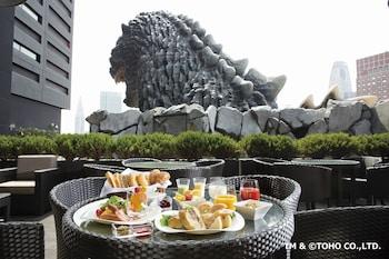 HOTEL GRACERY SHINJUKU Terrace/Patio
