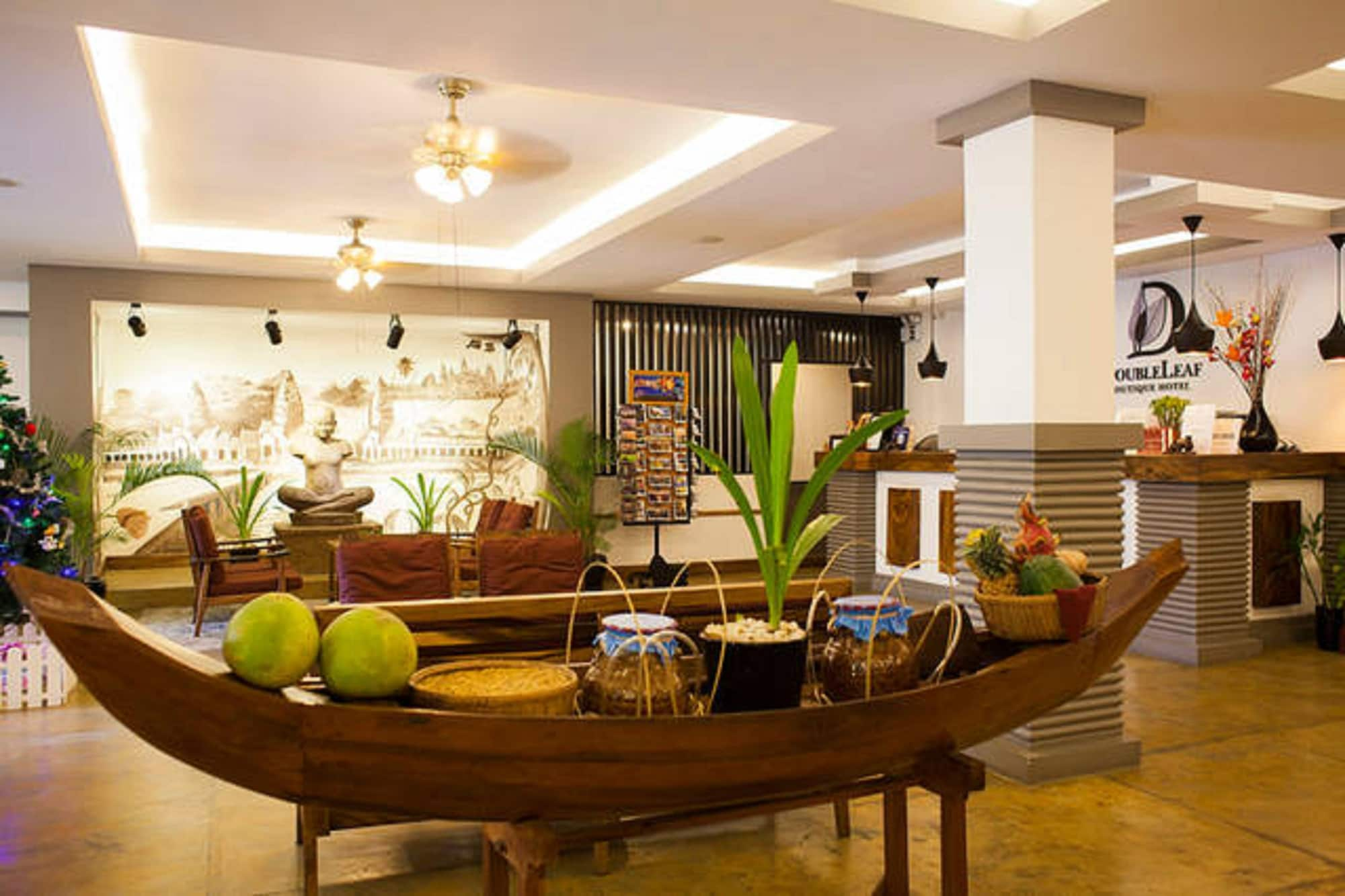 Double Leaf Boutique Hotel, Mean Chey