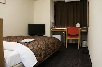 セミダブル ルーム(禁煙) ホテル 1-2-3 倉敷