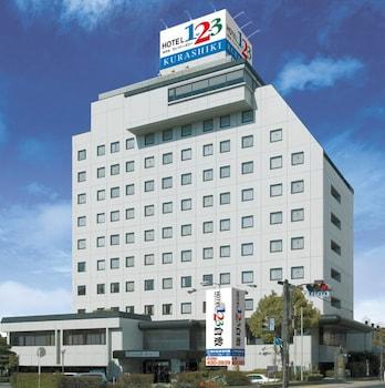 ホテル 1-2-3 倉敷