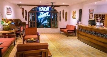 Atlantis Dive Resort Dumaguete Reception