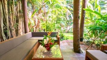 Atlantis Dive Resort Dumaguete Terrace/Patio