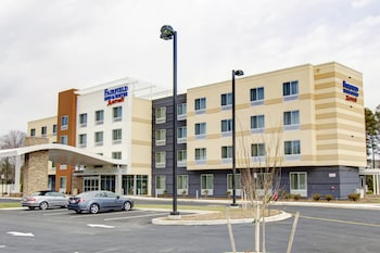 Hotel - Fairfield Inn & Suites by Marriott Rehoboth Beach