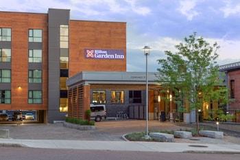 伯靈頓市中心希爾頓花園飯店 Hilton Garden Inn Burlington Downtown