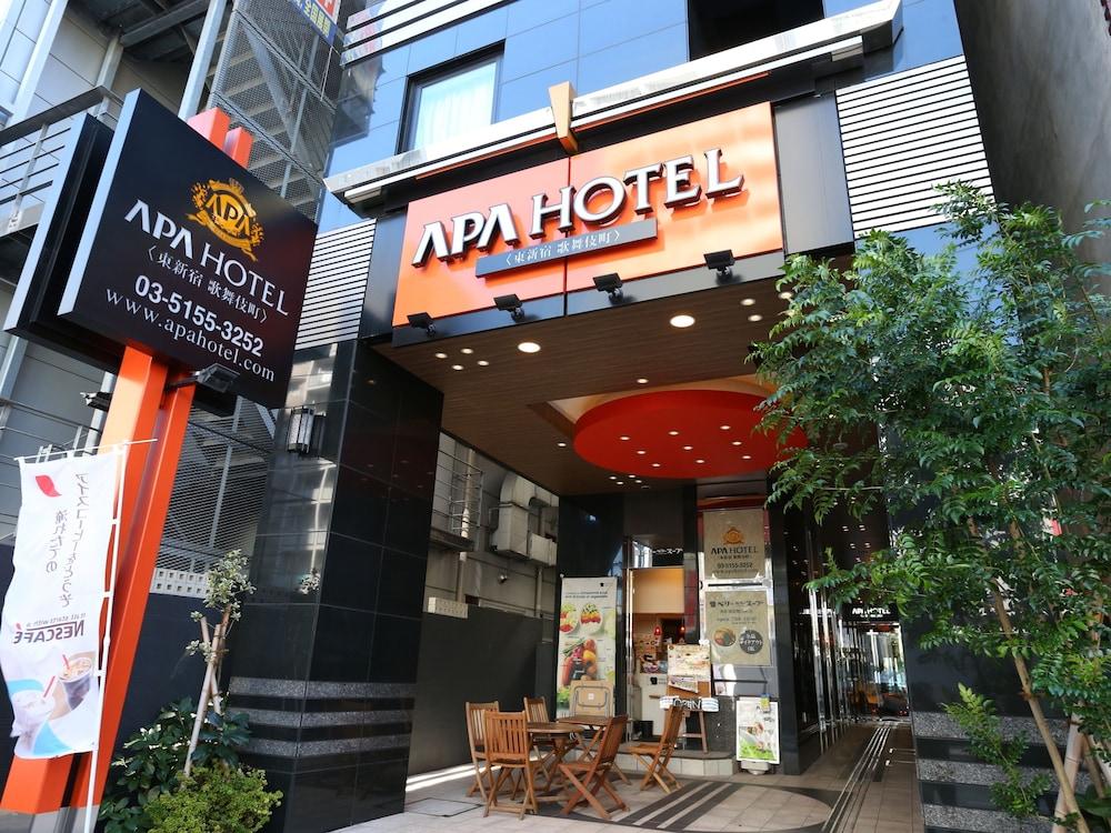 アパホテル〈東新宿 歌舞伎町〉