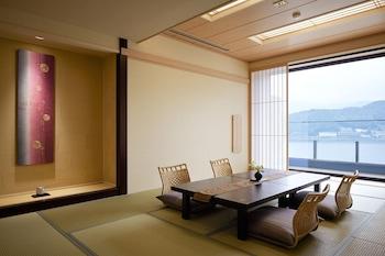 和室たまゆら12畳上層階(6F~7F)|湖南荘