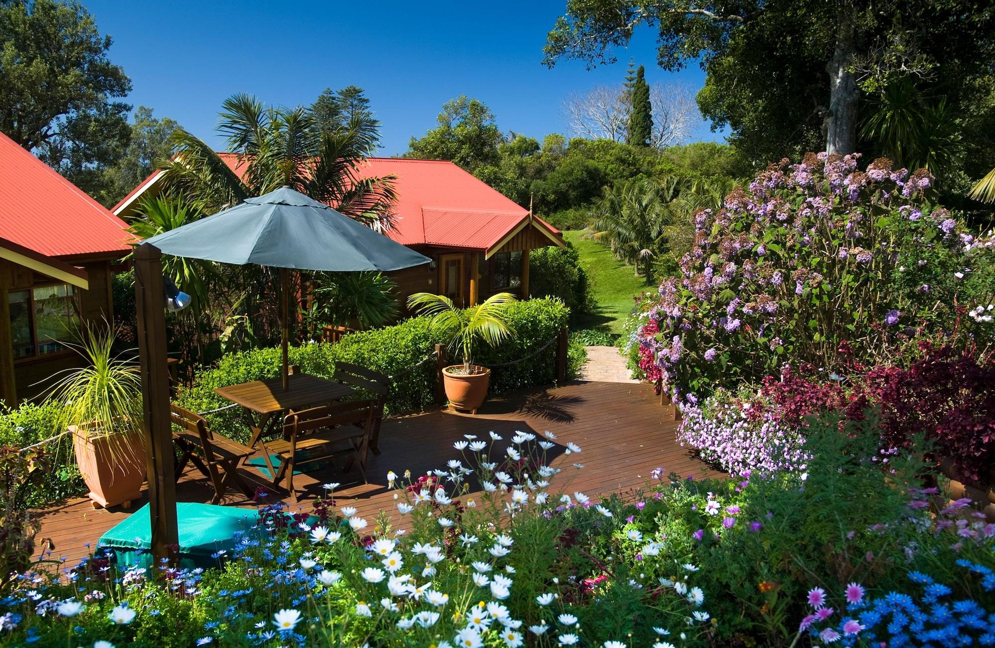 Jacaranda Park Holiday Cottages, Norfolk Island