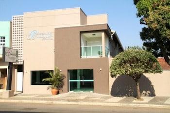 普薩達卡利蘭德拉飯店 Hotel Pousada Calliandra