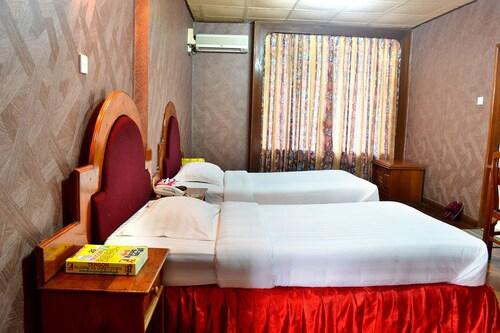Excel Palace Hotel, Yangon-W