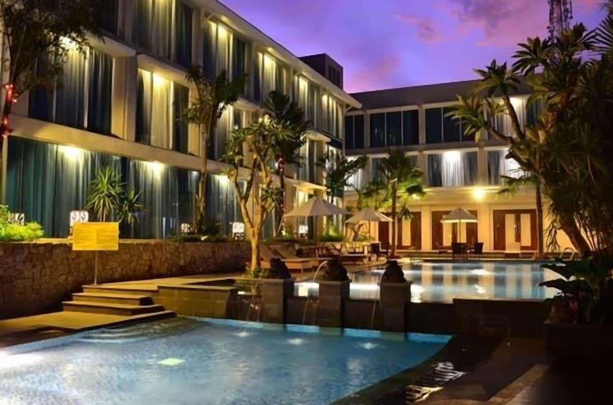 Emersia Hotel & Resort, Bandar Lampung