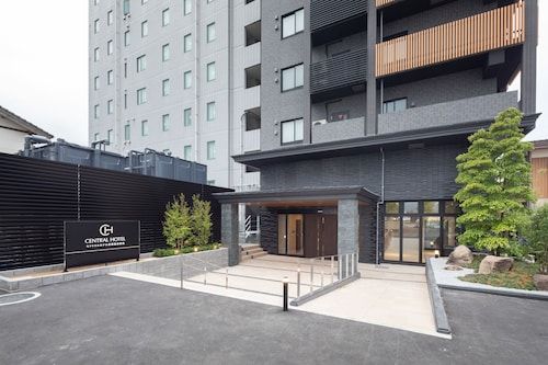 . CENTRAL HOTEL TAKEO ONSEN