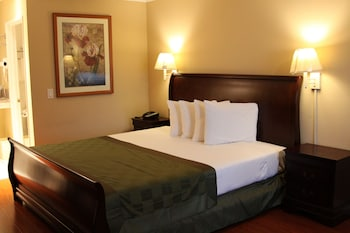 Room, 1 King Bed with Sofa bed, Private Bathroom
