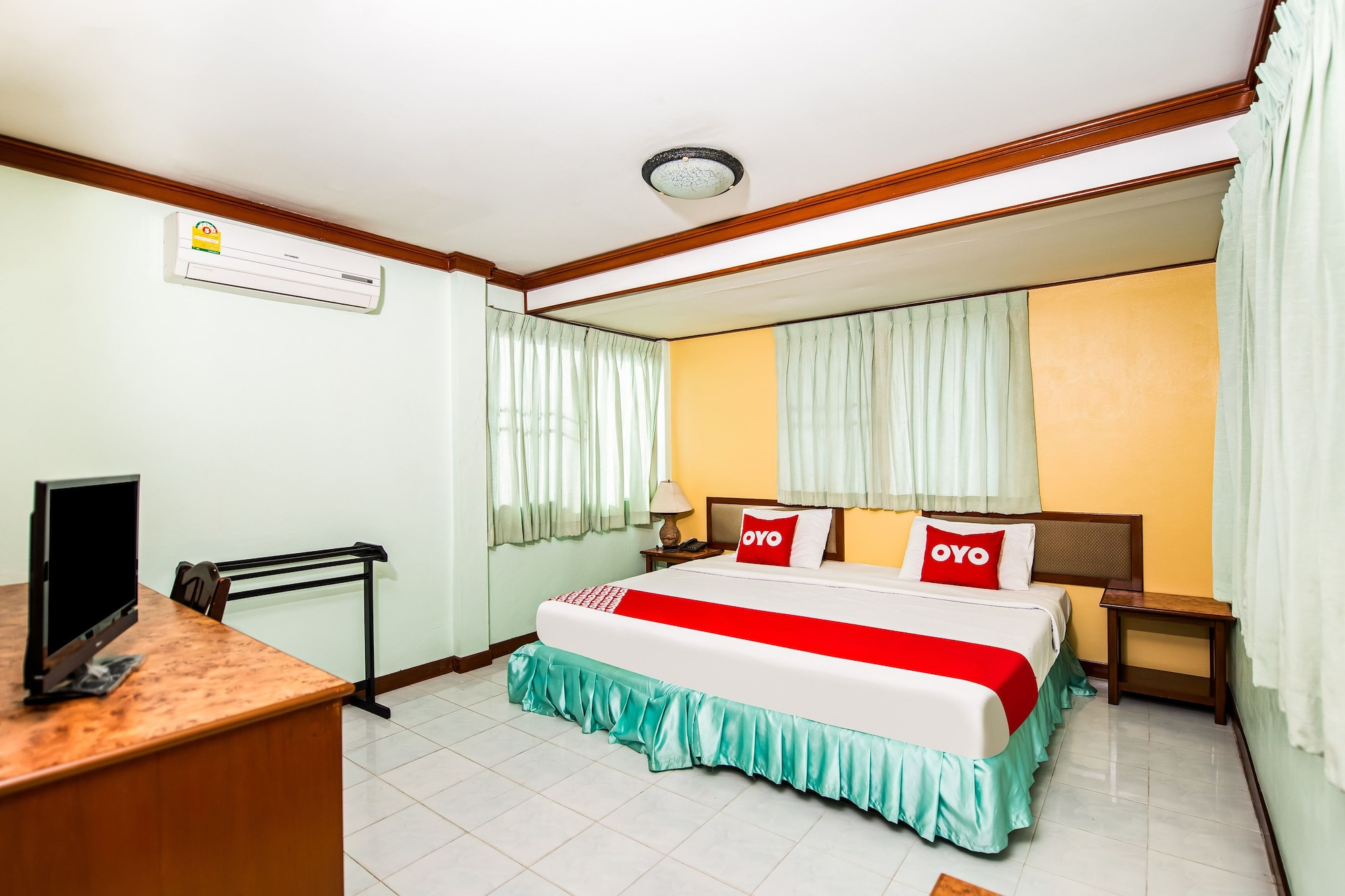 The Green Mansion, Pulau Phuket