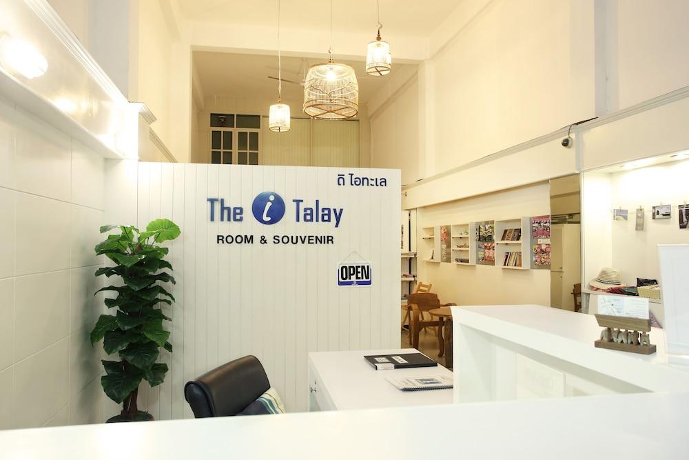 ジ アイ タライ ルーム & スヴェニール ゲストハウス