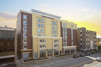 Hotel - Springhill Suites by Marriott Pittsburgh Mt. Lebanon