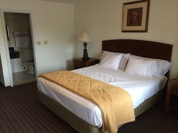 Standard Room, 1 King Bed, Non-smoking