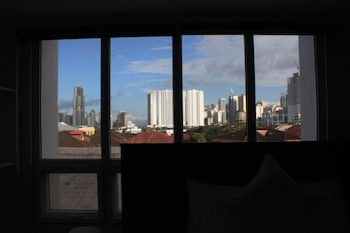 Jade Hotel and Suites Makati Guestroom View