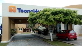 Technotel m rida norte en m rida desde 969 trabber hoteles for Hoteles en merida con piscina