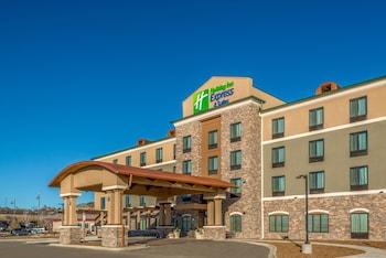 丹佛南 - 城堡岩智選假日套房飯店 - IHG 飯店 Holiday Inn Express & Suites Denver South - Castle Rock, an IHG Hotel