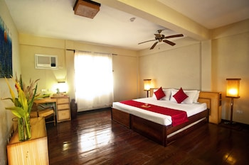 Asia Grand View Hotel Palawan Guestroom