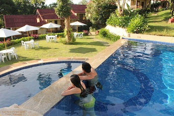 Asia Grand View Hotel Palawan Outdoor Pool