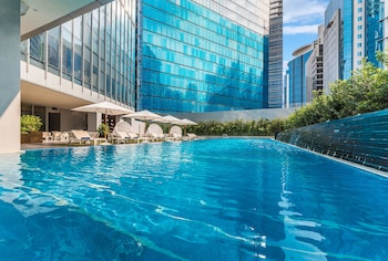 Ascott BGC Outdoor Pool