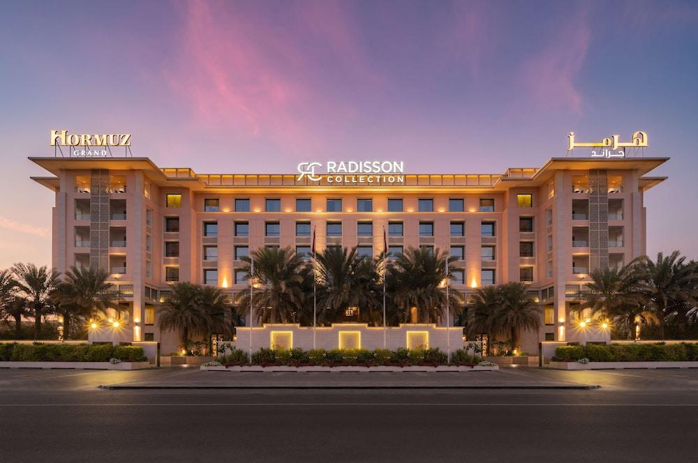 Hotel Hormuz Grand Muscat, A Radisson Collection Hotel