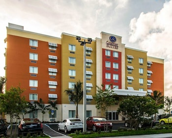 Hotel - Comfort Suites Fort Lauderdale Airport South & Cruise Port