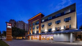 芝加哥海德公園貝斯特韋斯特普拉斯飯店 Best Western Plus Hyde Park Chicago Hotel