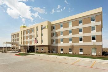 米德蘭德希爾頓惠庭飯店 Home2 Suites by Hilton Midland