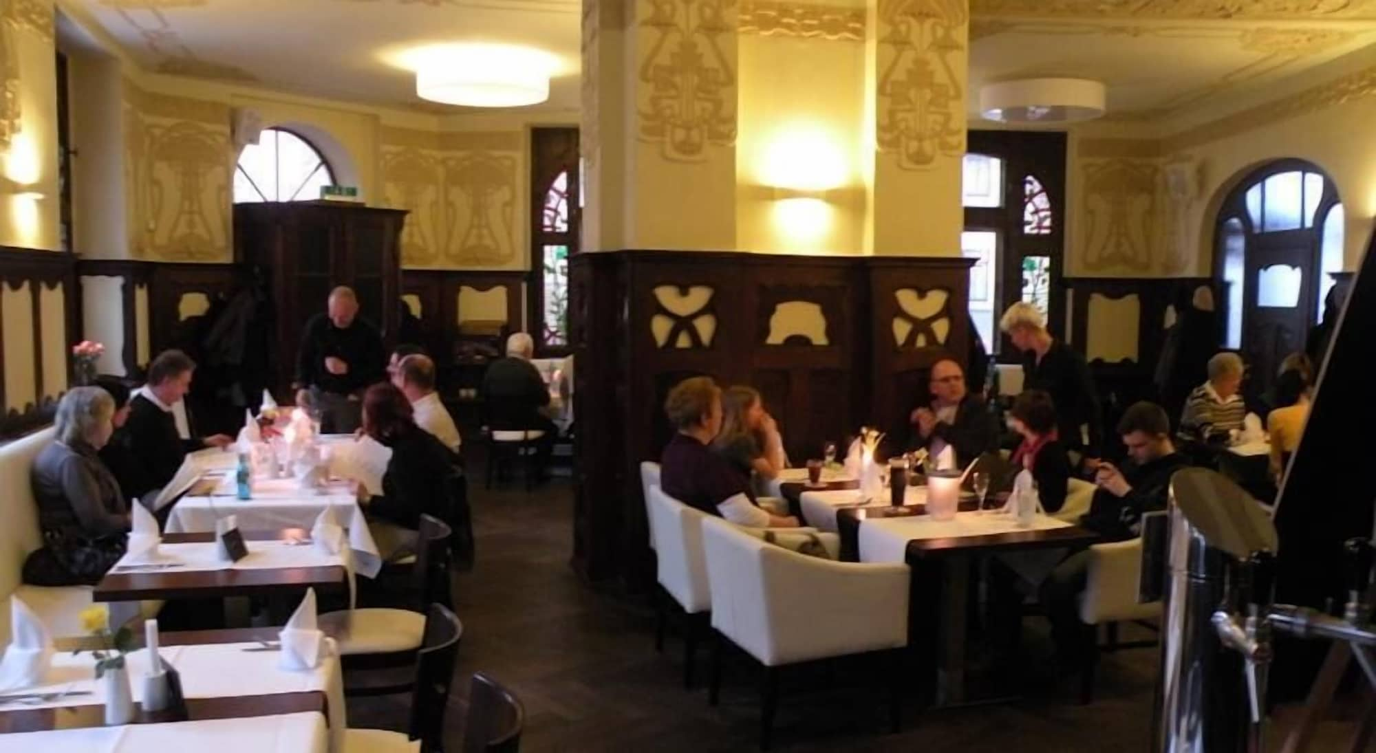 da Marcello Restaurant & Pension, Leipzig