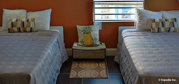 Quadruple Room, 2 Double Beds