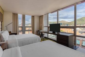 Executive Room, 2 Double Beds, Non Smoking (Club Level)
