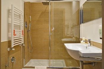 B&B 94Rooms Vatican Vigliena - Bathroom  - #0