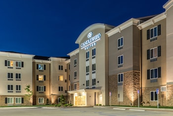 Hotel - Candlewood Suites Columbia East