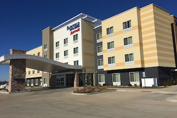 Hotel - Fairfield Inn & Suites St. Louis Pontoon Beach/Granite City