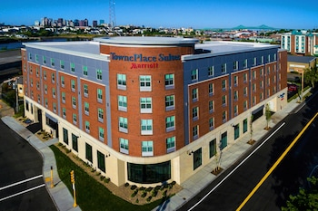 Hotel - TownePlace Suites Boston Logan Airport/Chelsea