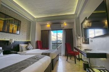 Venus Parkview Hotel Baguio Guestroom