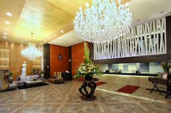 Venus Parkview Hotel Baguio Reception