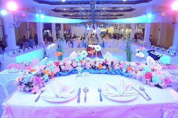 Venus Parkview Hotel Baguio Banquet Hall