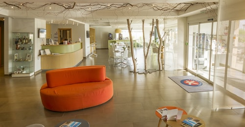 __{offers.Best_flights}__ The Originals City, Hôtel Ecoparc, Montpellier Est (Inter-Hotel)