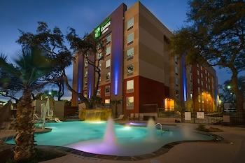 聖安東尼歐北醫學六旗智選假日套房飯店 Holiday Inn Express & Suites San Antonio Medical-Six Flags