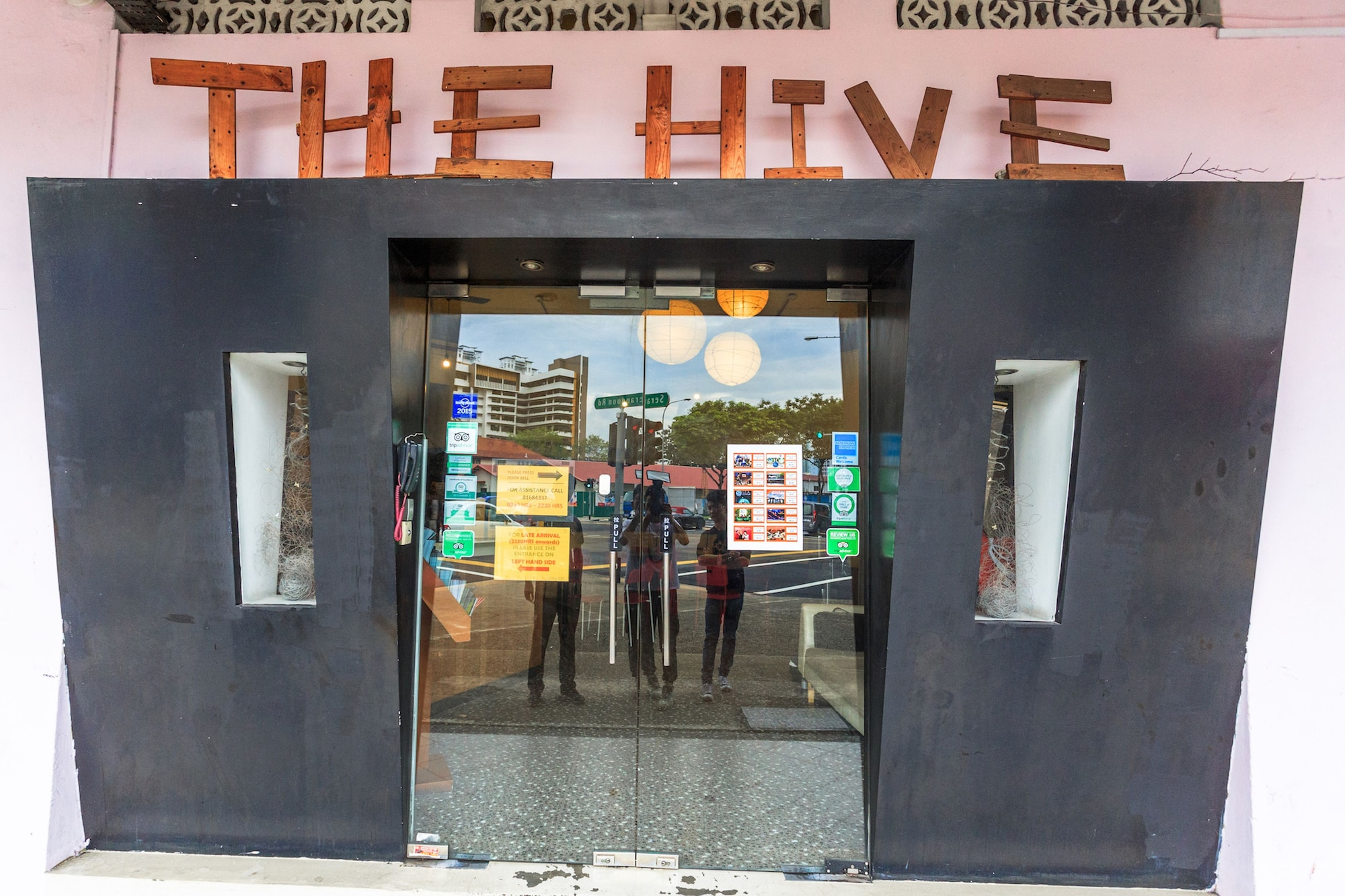 The Hive Singapore Hostel, Kallang