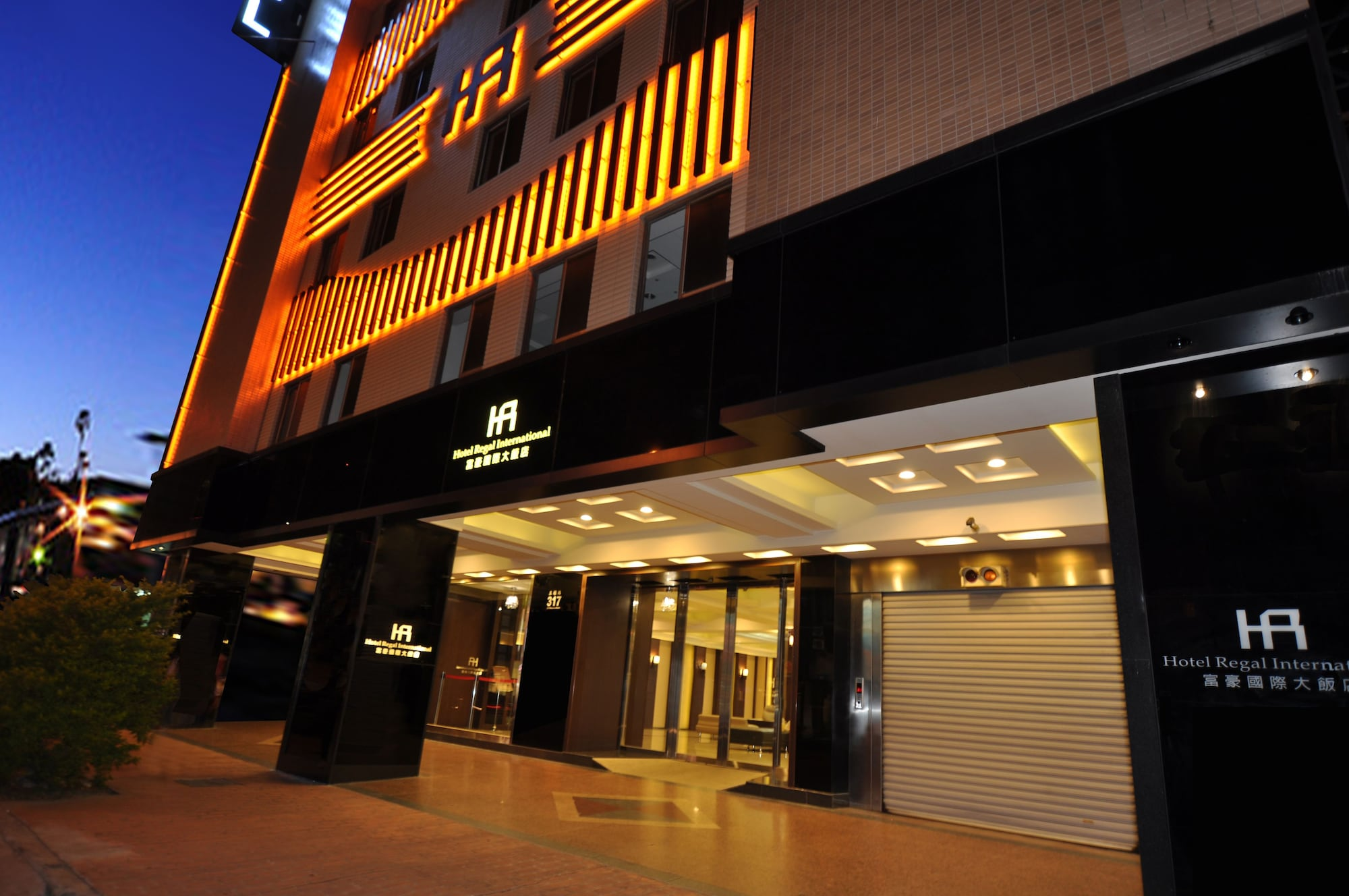 Regal International Hotel, Taichung