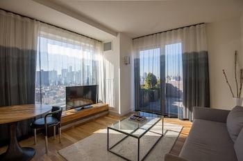 Studio Suite, 1 King Bed, City View
